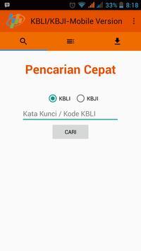 KBLI/KBJI Mobile Version poster