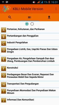 KBLI/KBJI Mobile Version apk screenshot