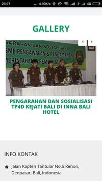 TP4D KEJATI BALI screenshot 2