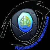 Pengawasan Keimigrasian icon