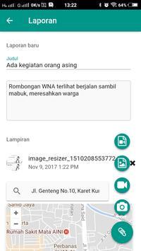 Pengawasan Keimigrasian screenshot 2