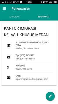 Pengawasan Keimigrasian screenshot 7