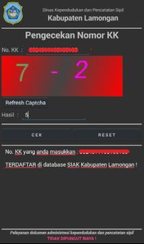 DisdukPencapil Lamongan screenshot 5