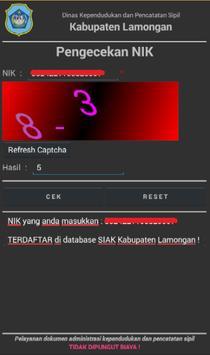 DisdukPencapil Lamongan screenshot 6