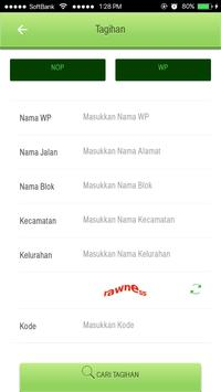 e-PBB Kabupaten Sidoarjo apk screenshot