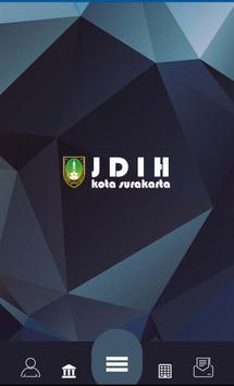JDIH Kota Surakarta poster