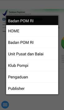 Badan POM RI apk screenshot