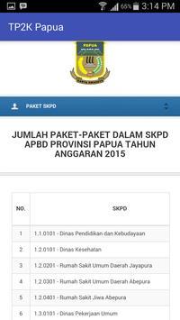 TP2K Provinsi Papua screenshot 2