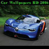 Car Wallpaper HD 2016 icon