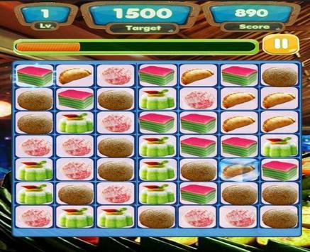Jajan Pasar Games screenshot 2