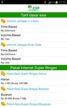 Tarif Operator (Televlator) screenshot 1