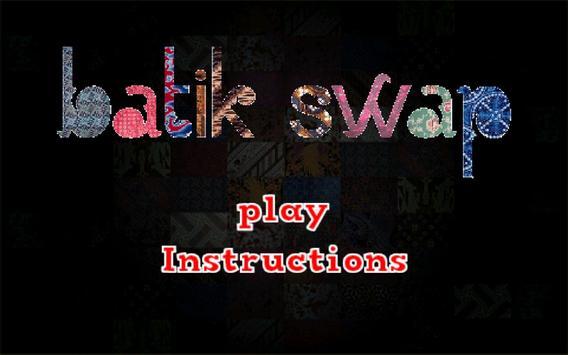 Batik Swap screenshot 2