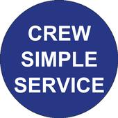 Crew Simple Service icon