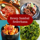 Resep Sambal Sederhana icon