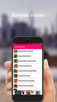 Resep Sambal Sederhana screenshot 1