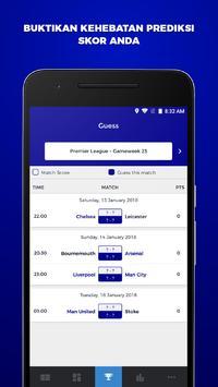 Guess Score League apk screenshot