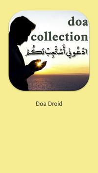 Doa Droid - Koleksi Doa Muslim poster
