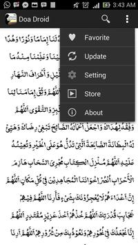 Doa Droid - Koleksi Doa Muslim screenshot 4