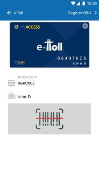 JM Access screenshot 2