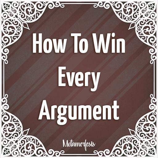How to Win Every Argument for Android - APK Download