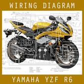Wiring Diagram Yamaha R6 icon