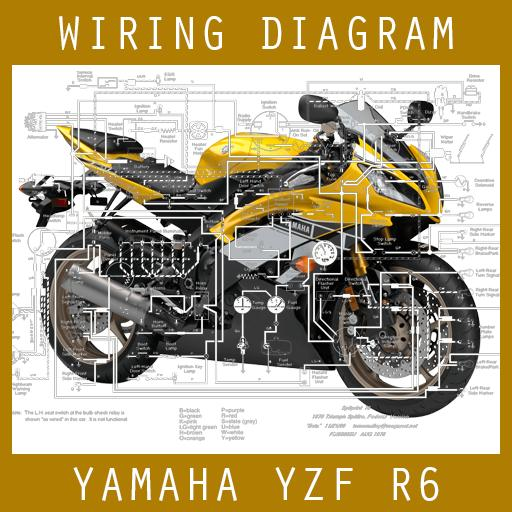 Wiring Diagram Yamaha R6 for Android - APK Download on