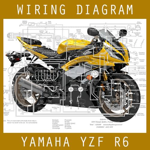 wiring diagram yamaha r6 for android - apk download  apkpure.com