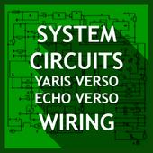 System Circuits Yaris Verso - Echo Verso Wiring icon