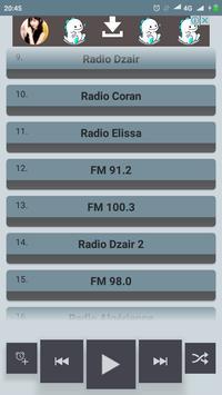 Radio Online Algeria apk screenshot