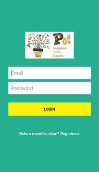 Pengaduan Online Kota Bekasi screenshot 3