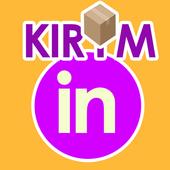 Kurir Door2Door diantarin icon