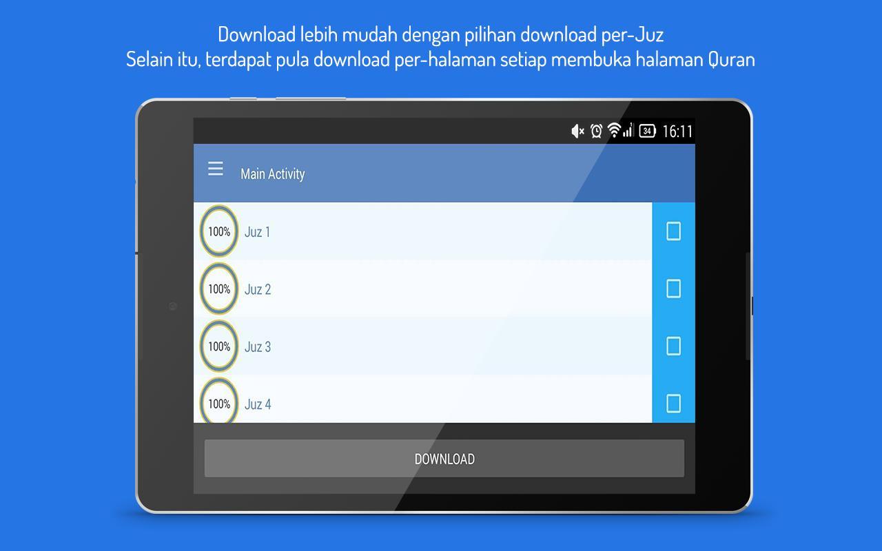 Free Al Quran Kareem APK Full Download For PC
