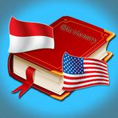 kamus indo inggris terbaru icon