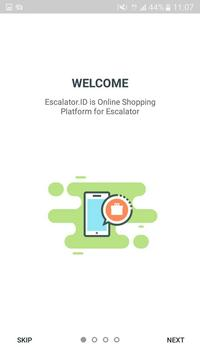 ESCALATOR.ID screenshot 1