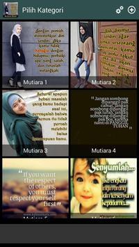 1001 Kata Bijak Mutiara apk screenshot