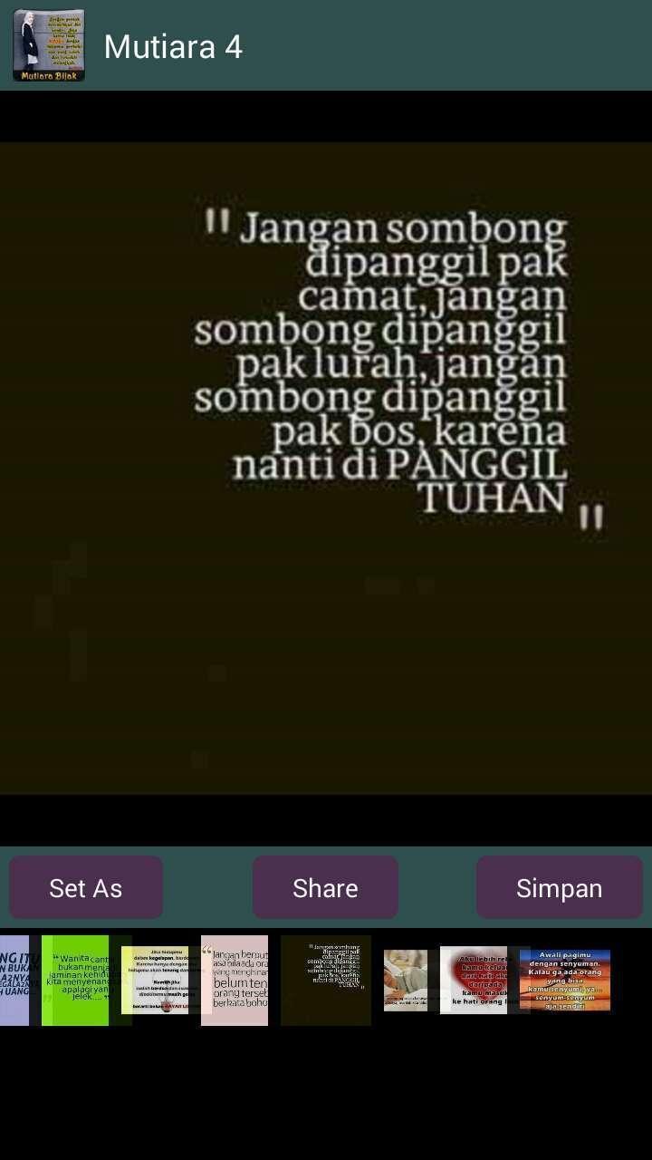 1001 Kata Bijak Mutiara Für Android Apk Herunterladen