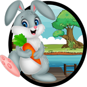 bunny run free icon