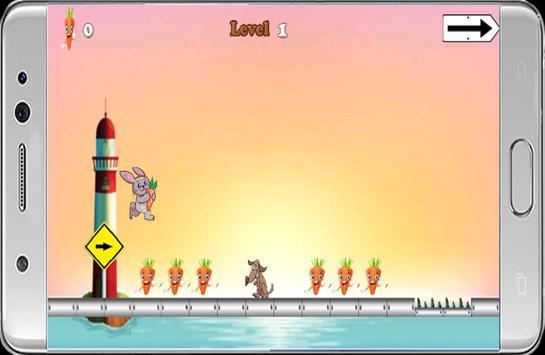 bunny run free screenshot 1