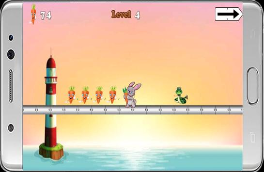 bunny run free screenshot 2