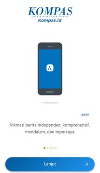 Kompas.id apk screenshot
