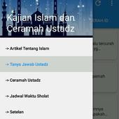 Kajian Islam dan Ceramah Ustadz icon