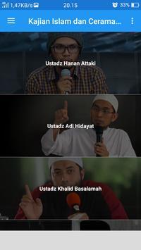 Kajian Islam dan Ceramah Ustadz screenshot 1