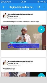 Kajian Islam dan Ceramah Ustadz screenshot 3