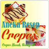 Aneka Resep Crepes icon
