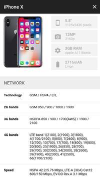 Phone Spec GSMarena screenshot 3