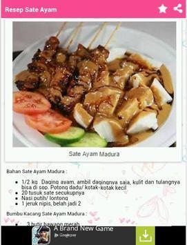 Aneka Resep Masakan Ayam screenshot 3