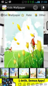 Kids Wallpaper screenshot 3