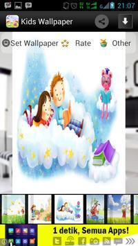 Kids Wallpaper apk screenshot
