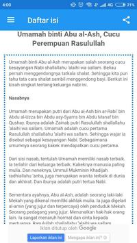 Kisah Sahabat Rasulullah screenshot 2