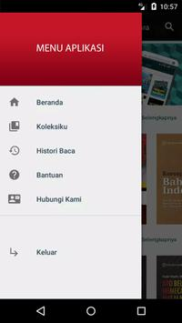 e-Library Poltekkes Palangkaraya apk screenshot